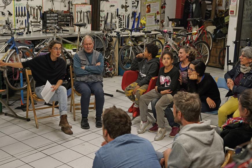 Formation Vélos du 28 mai 2019