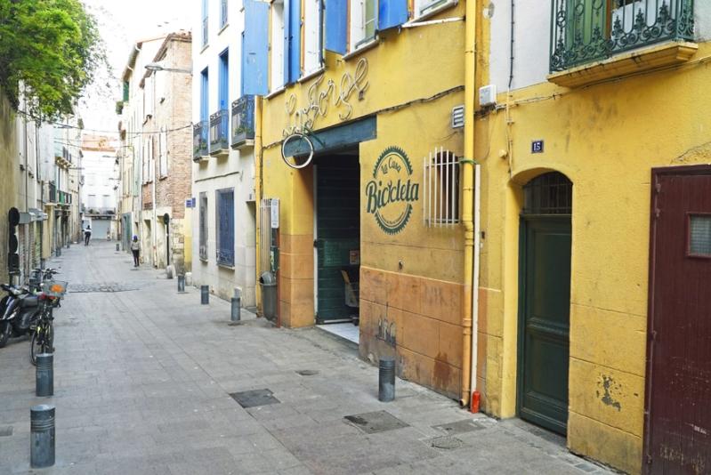 La casa Bicicleta - 13 bis rue de la Lanterne - Perpignan